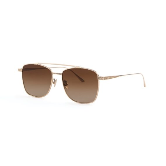 Aviator sunglasses with white background